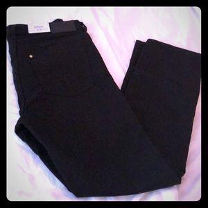 Women's H&M Black 5-pocket jeans